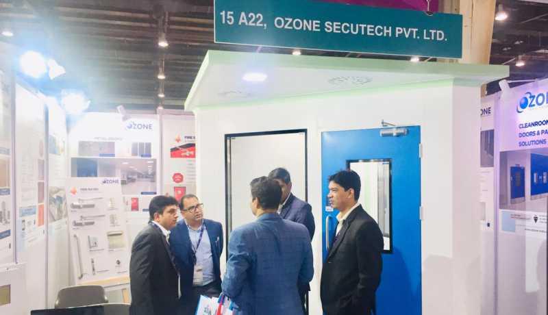 P-Mec Expo, Noida