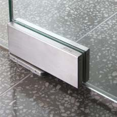 Architectural Glass Fittings| Patch Fittings | Shower