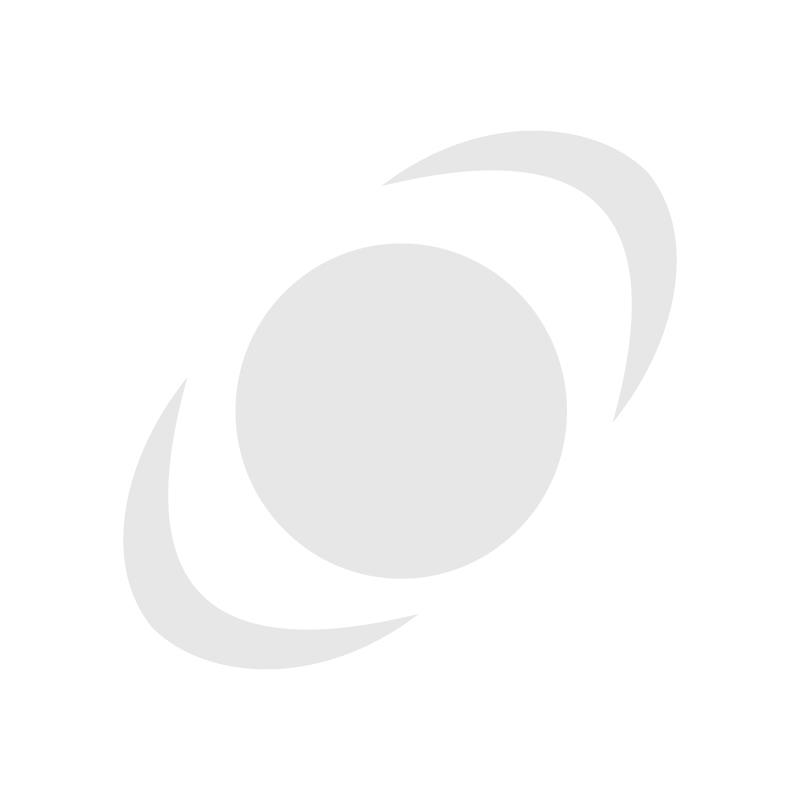 Glass door lock with latch bolt dead strike box