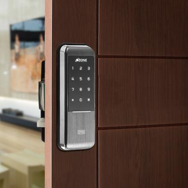 RFID Card Digital Lock with Mechanical Key Access,OZDL-11