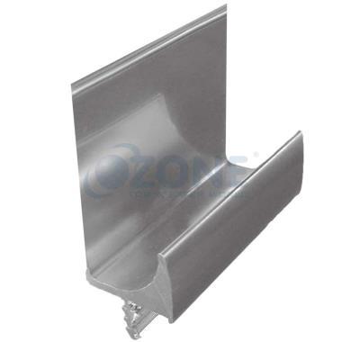 Aluminium Handle Profile width 40 mm,OEAP-J 3M,