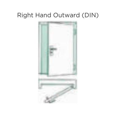 Vertical Glass Door Lock With Magnetic Strike Plateoz Mgl 33s