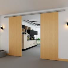 Magnetic Sliding Doors