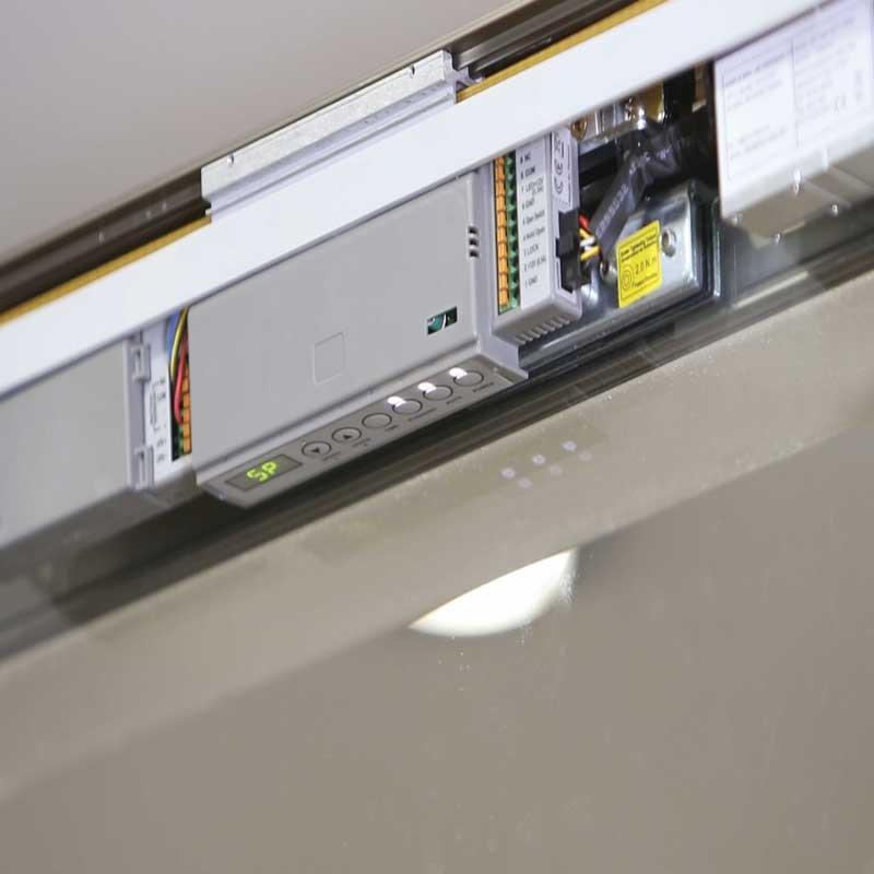 Automatic Sliding Door System for Single Door - Ozone India
