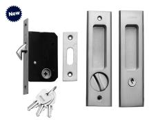 Mortise Sliding Door Lock