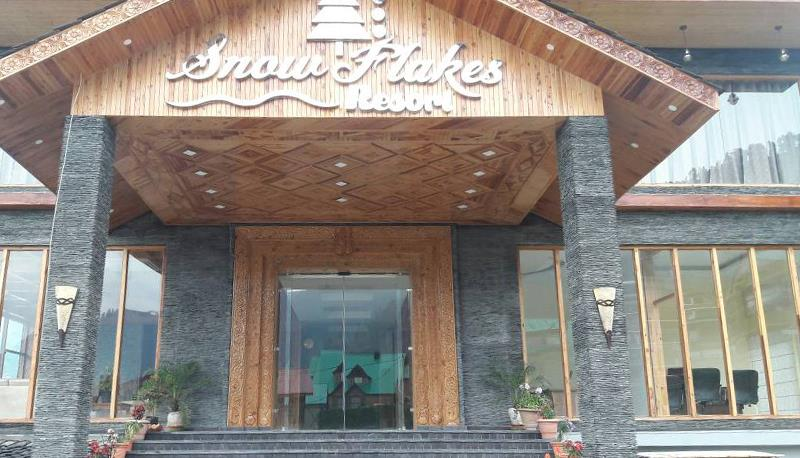 Snow Flakes resort, Manali