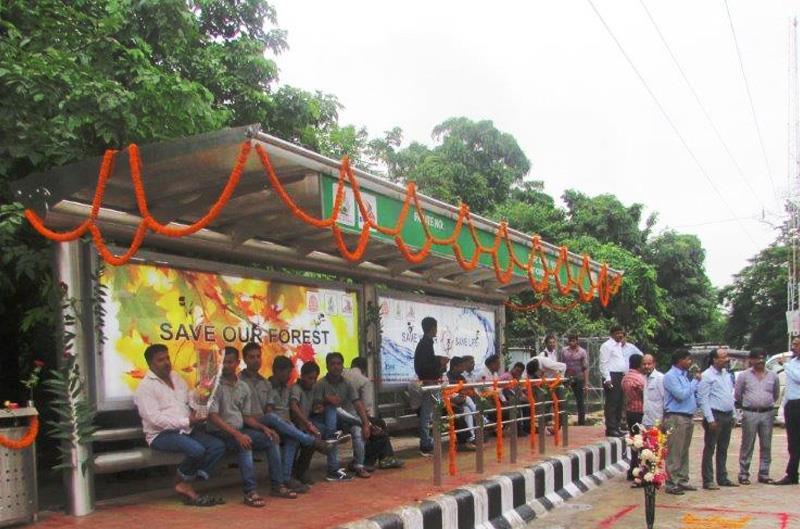 Patna Bus Shelters