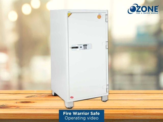 <span>Ozone Fire Warrior 1700</span>