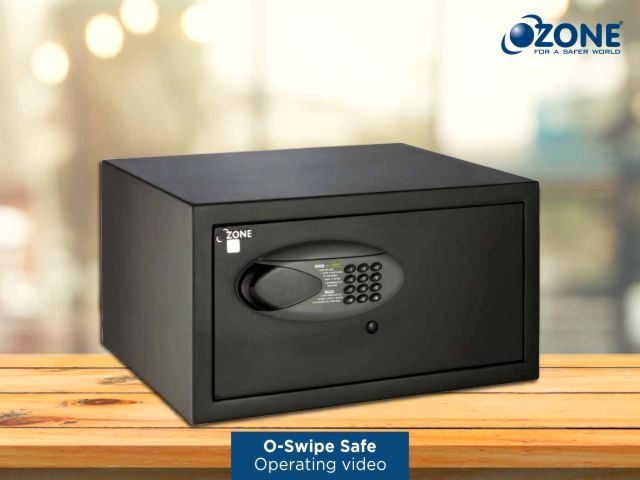 <span>Ozone O-Swipe Digital Safe</span>