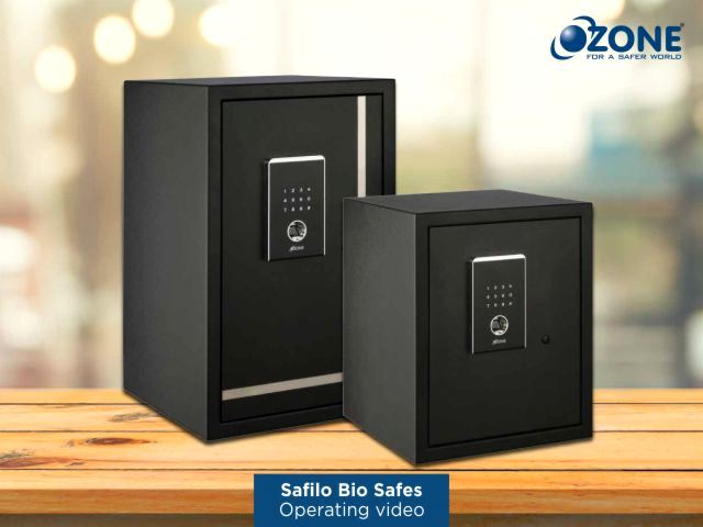 <span>Ozone Safilo Bio Safe- Operating Procedure and Key Security Features</span>